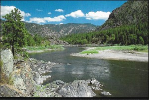 """A River Runs Thru"" Idaho!"